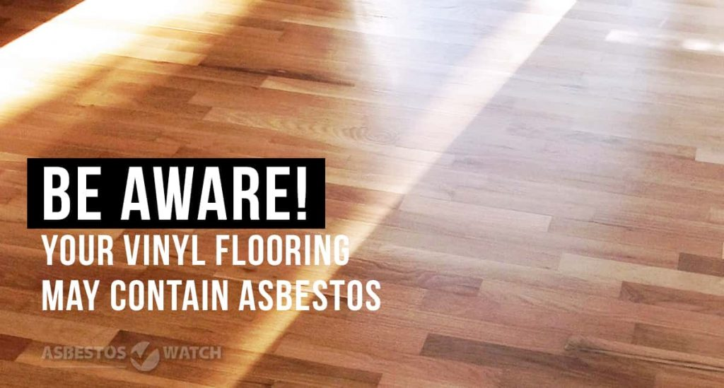 vinly flooring - Management Plan of asbestos in Townsville