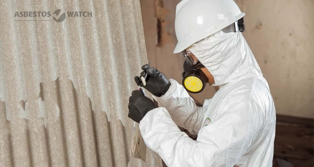 asbestos testing and sampling in Townsville