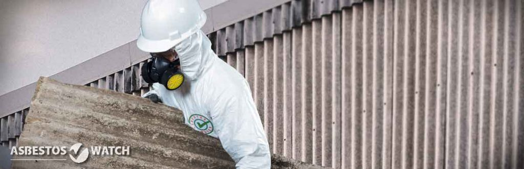 roof asbestos removal Townsville